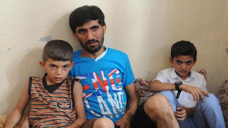Fatma Zehra'nın babası, patlamadan sonra çocuklarının en küçük seste ağladıklarını söyledi.