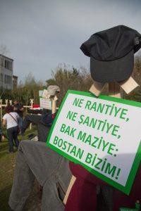 Fotoğraf: Kuzguncuk Bostanı'nın resmi Facebook sayfası.