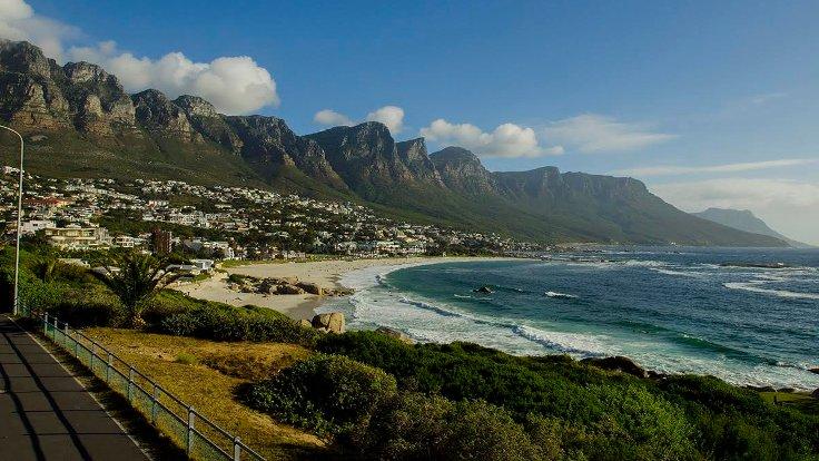 Cape Town'nın birbirinden güzel koyları.