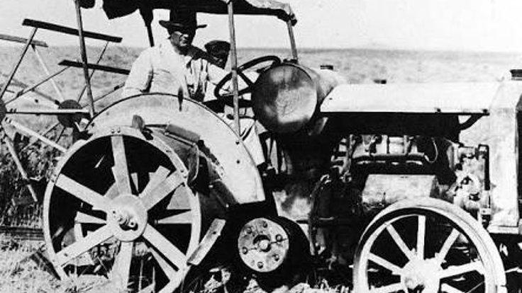 Atatürk, kendi kurdurduğu Orman Çiftliği'nde dönemin modern tarım yöntemlerini denedi (1929)