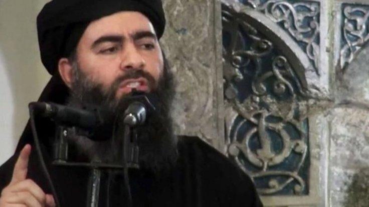 IŞİD BAĞDADİ ABD TÜRKİYE ÜSSÜ SURİYE