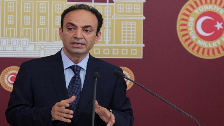 Osman Baydemir, TBMM'de basın toplantısı yaptı.