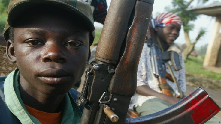 an arguments against recruiting and using child soldiers Recruiting or using children in armed conflict is illegal under international law, yet over the past decade dci-palestine has documented numerous cases of child recruitment by both israeli armed forces and palestinian armed groups.