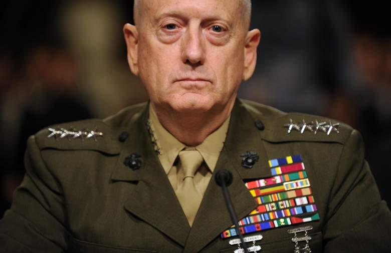 """(E.) Org. James """"Mad Dog"""" Mattis: """"Kibar ve profesyonel olun. Ama karşılaştığınız herkesi öldürecek bir planınız da bulunsun."""""""