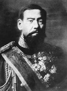 Japonya İmparatoru Meiji, 50'li yaşlarında (1900'ler)