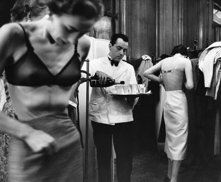 """Sahne Arkası"" / ""backstage"" Kurt Hutton - Picture Post - Getty Images Orijinal yayın / Original publication: