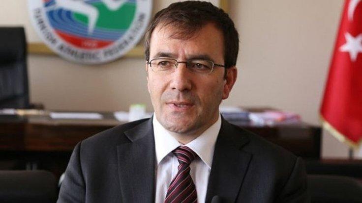 Atletizm Federasyonu Başkanı Fatih Çintimar