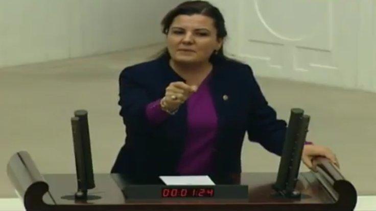 CHP Milletvekili Fatma Kaplan Hürriyet
