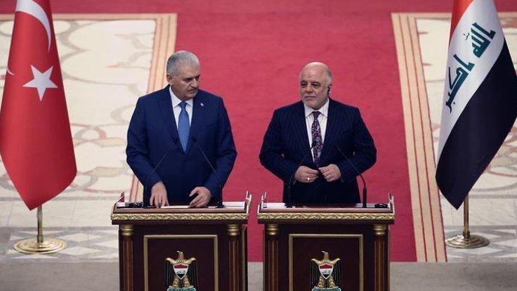 Başbakan Yıldırım'ın ziyaretinin ardından Irak devlet televizyonu Türkiye'nin Başika'dan çekileceğini duyurmuştu.