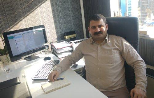 Avukat İbrahim Ergin, Türkiye'deki siyasi mülteciler üzerindeki baskının arttığını söylüyor.