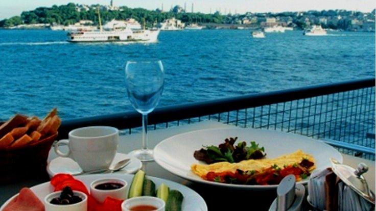 Fotoğraf, İstanbul Modern Restoran'ın sitesinden alınmıştır.