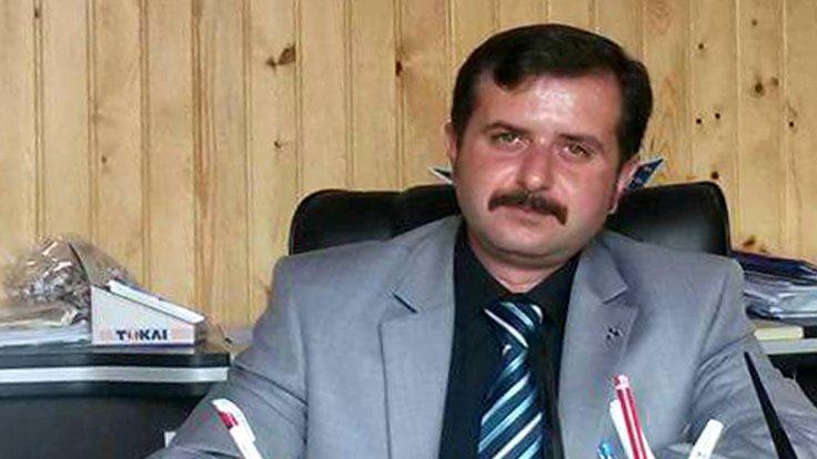 MHP Akseki İlçe Başkanı Mustafa Başgör görevi bıraktı.