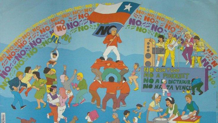Görseller, Şili İnsan Hakları ve Hafıza Müzesi arşivinden....