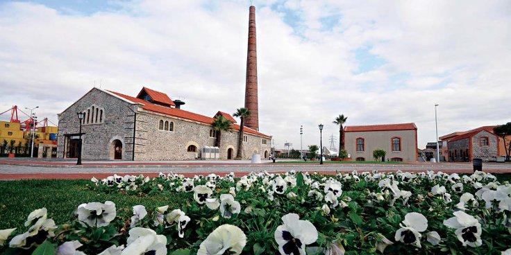 Alsancak semtinde bulunan fabrika restorasyonun ardından kültür merkezi olarak hizmet veriyor.