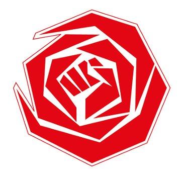 PvdA parti logosu