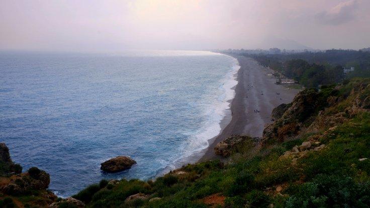 Nisan denizi...
