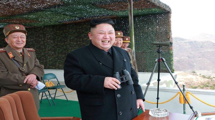 Kuzey Kore lideri Kim Jong-un. (Fotoğraf: Reuters)