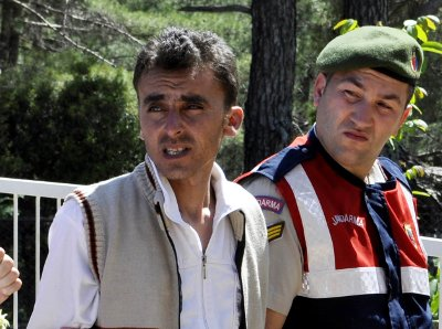 """Ali Yumaç, cinayet emrini veren kişinin kendisine, """"Olaya hırsızlık süsü vereceksin"""" dediğini açıkladı."""