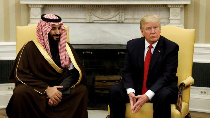ABD, Suudi Arabistana 100 milyar dolarlık silah satıyor 55