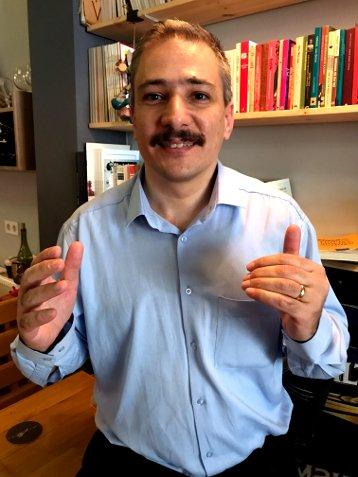 HDP PM üyesi Alp Altınörs