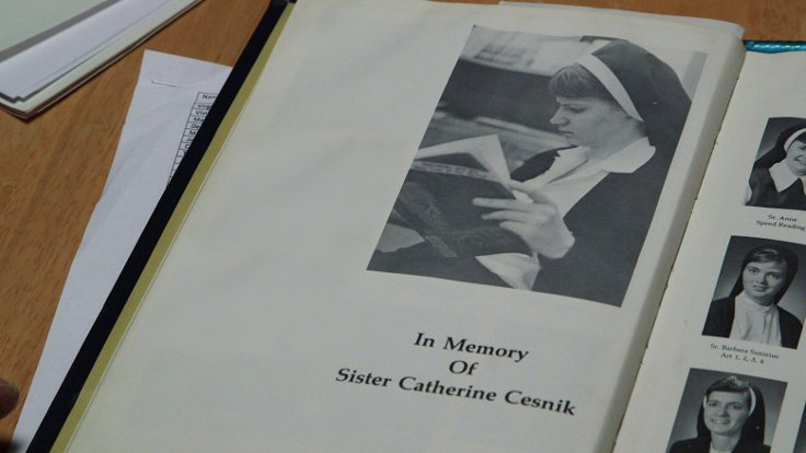 Rahibe Cathy Cesnik'in anısına