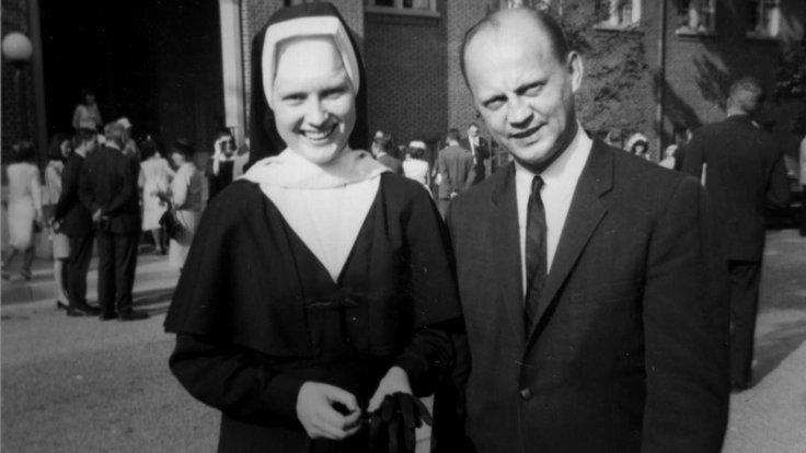 Rahibe Cathy Cesnik ve babası