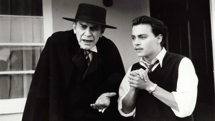 Martin Landau, Ed Wood filminde Bela Lugosi rolünde. (1994)