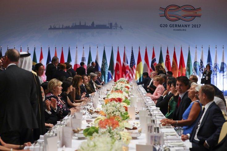 g20 yemek