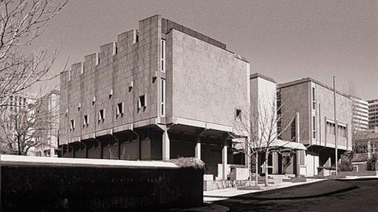 Türk Tarih Kurumu binası / Mimar: Turgut Cansever