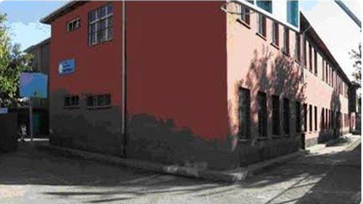 Ali Paşa İlköğretim Okulu, terk edilmiş halde.