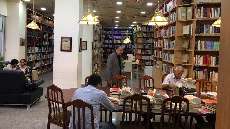 Goran'ın Gırdeke'deki merkez üssü olan kütüphane