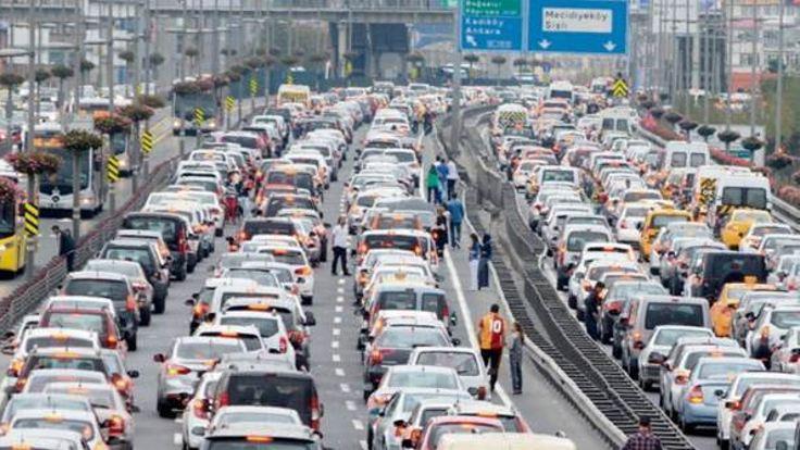 istanbul trafik ile ilgili görsel sonucu