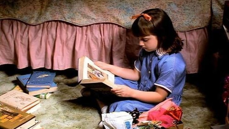 matilda movie and book differences