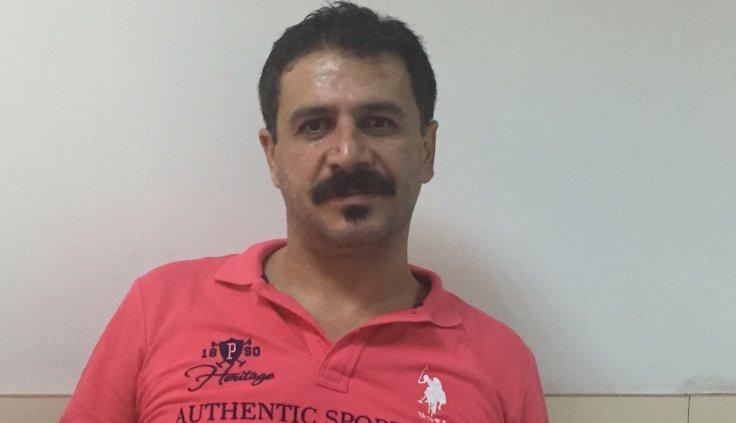 Eğitim Sen Diyarbakır 2 No'lu Şube Eş Başkanı Recep Şimşek