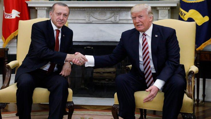 Erdoğan: Tavır değişikliği Trump'ın sorunu…