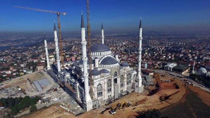 çamlıca Camiinin Ismi Tayyip Erdoğan Olsun
