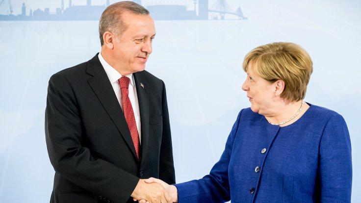 Erdoğan, Almanyada salon konuşması yapmayacak