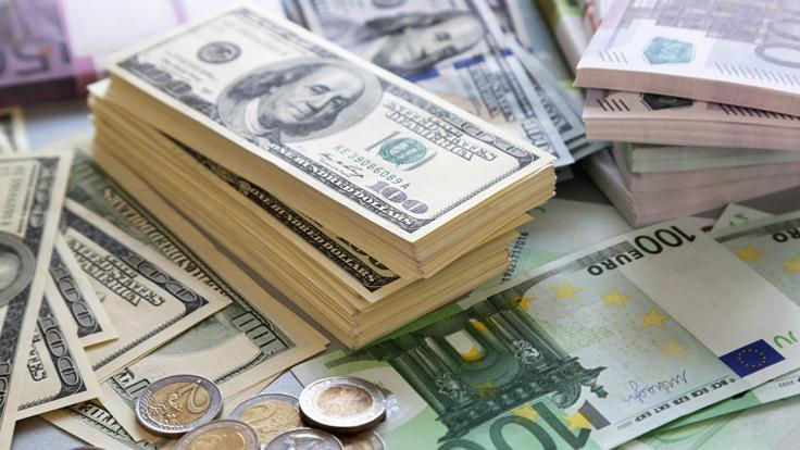 Döviz Hesaplarına Vergi Yüzde 20ye Yükseltildi