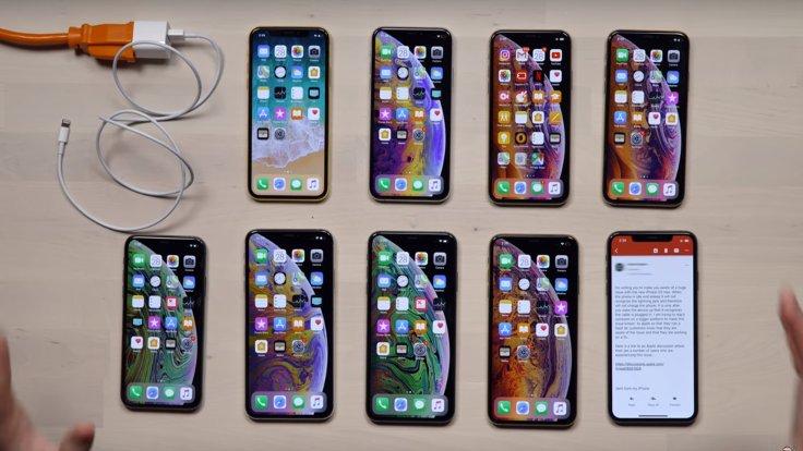 IPhone XS toplatılabilir 43