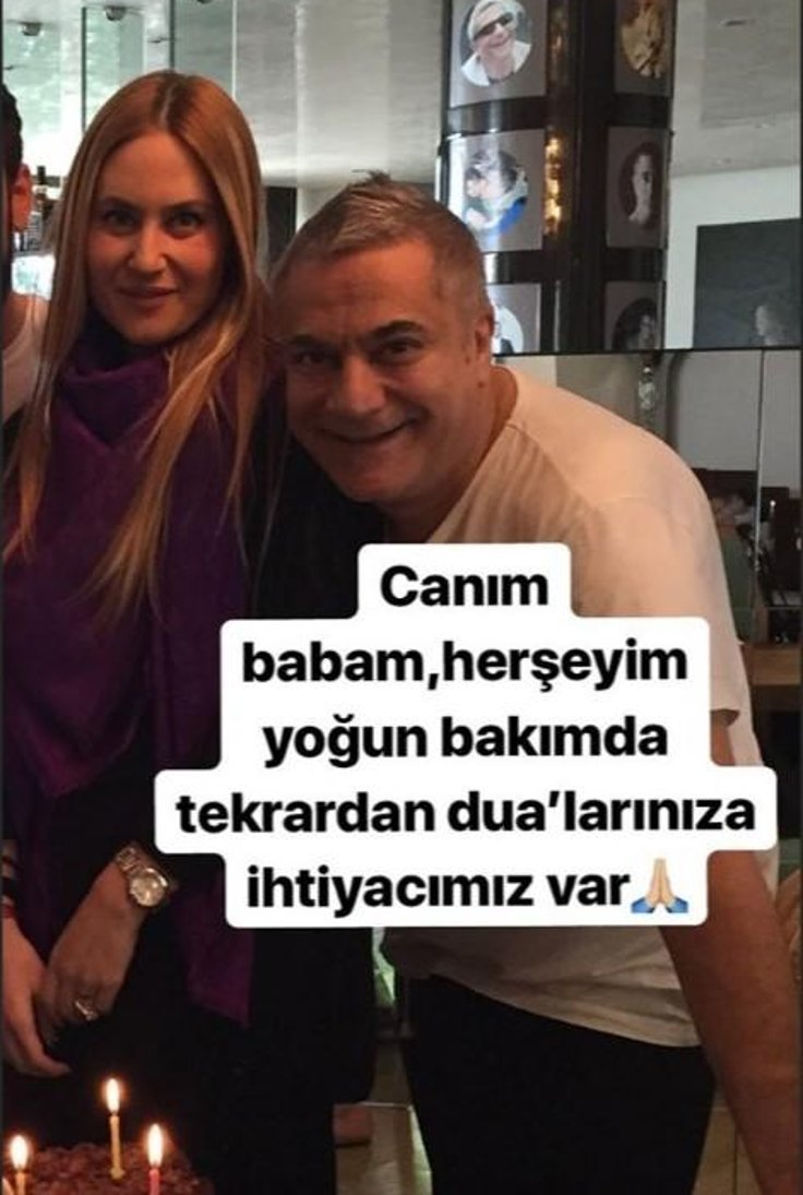 Mehmet Ali Erbilin sağlık durumu ile ilgili ilk açıklama