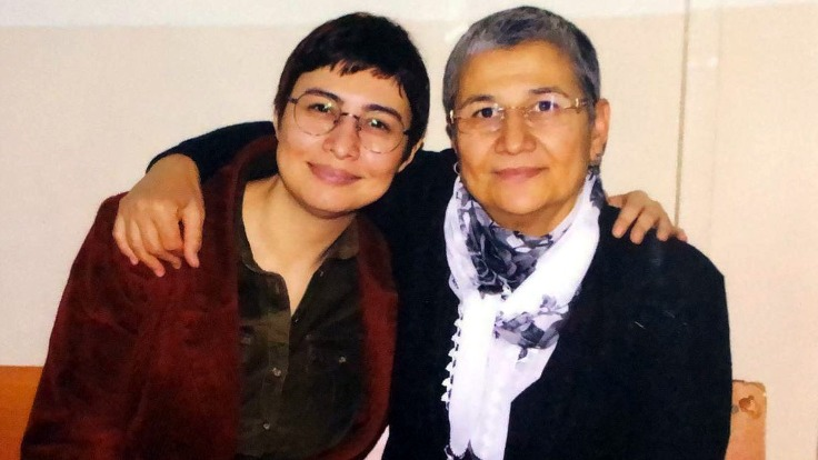 Açlık grevindeki Leyla Güvenin kızı: Kritik eşiği aşmış durumda 50