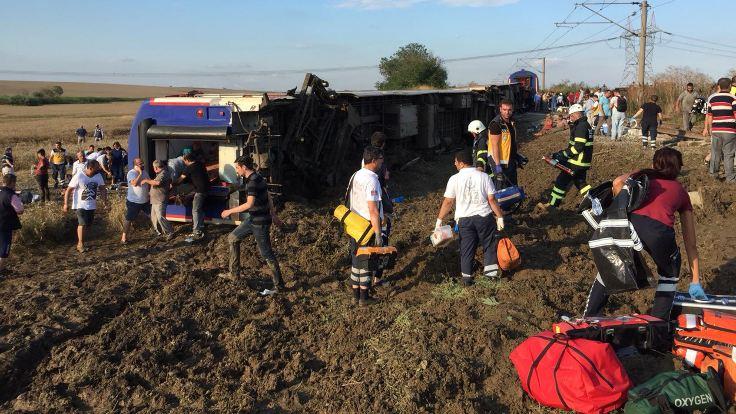 çorludaki Tren Kazası Iddianamesi Kabul Edildi