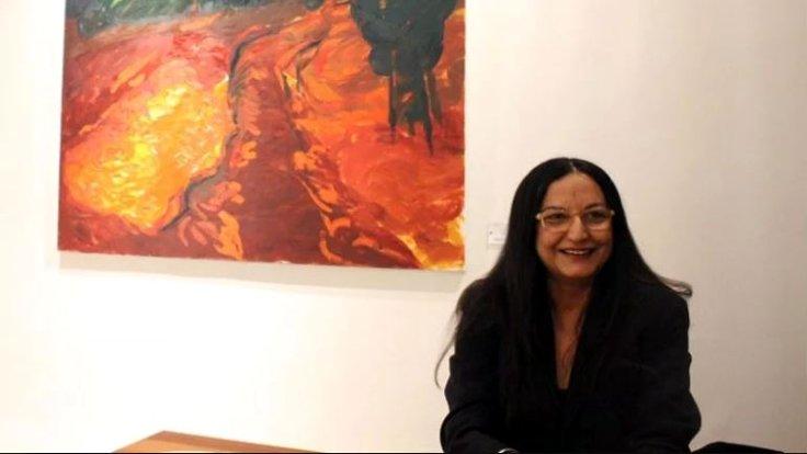 Ressam Emel şahinkaya Günsür Hayatını Kaybetti