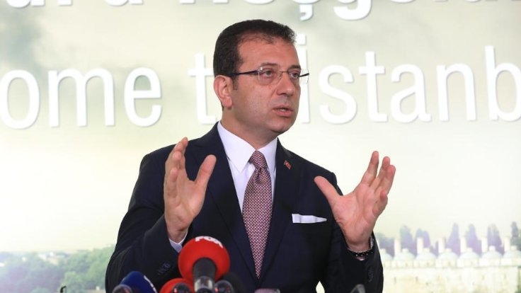 İmamoğlu: İBB iştiraklerindeki AK Partili yöneticilerin yüzde 90'ı istifa etti