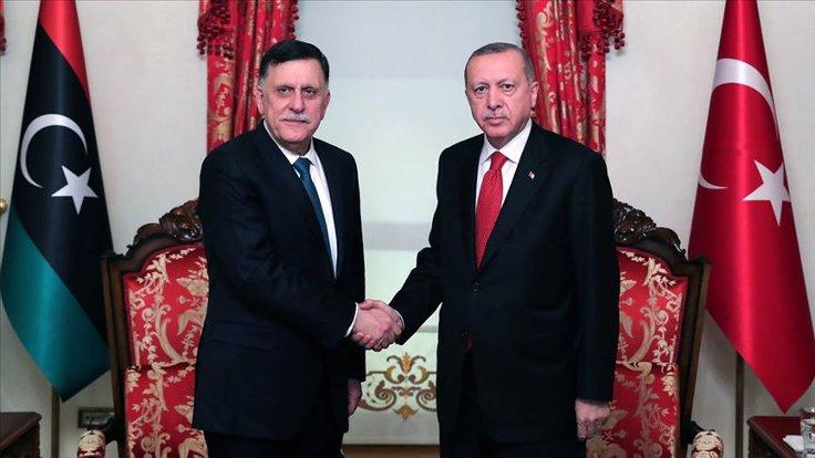 Libya, Türkiye'nin askeri desteğini kabul etti'